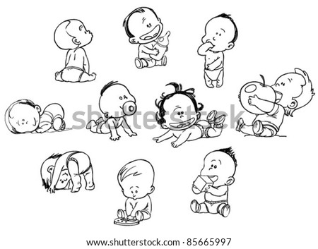 Stock Vector Set Of Funny Babies On A White Background likewise Turning The Other Cheek moreover Index2 as well Black 12 Volt Electric Wiper 2999 together with Invoking Light. on deep beats