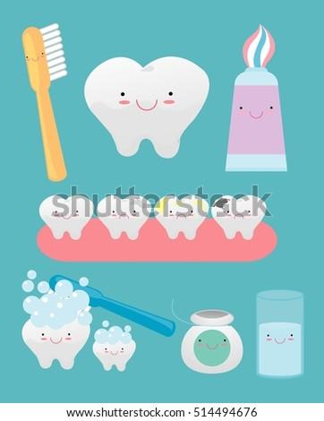 Mouthwash Stock Vectors, Images & Vector Art | Shutterstock