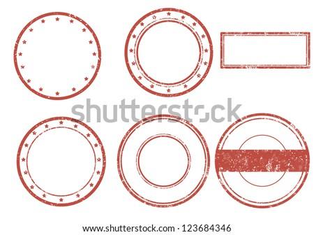 Set of grunge rubber stamp,vector illustration - stock vector