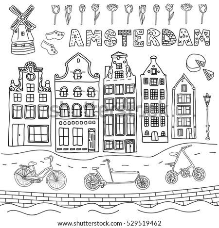 Kleurplaten Voor Volwassenen Amsterdam.Kleurplaat Voor Volwassenen Nacht Kleuren Voor Volwassenen