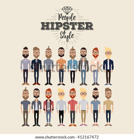 Hipster Stock Photos, Royalty-Free Images & Vectors - Shutterstock