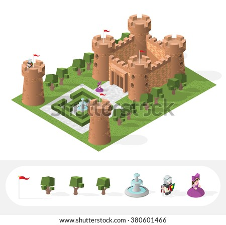 Tower Medieval 3d Stock Images, Royalty-Free Images ...