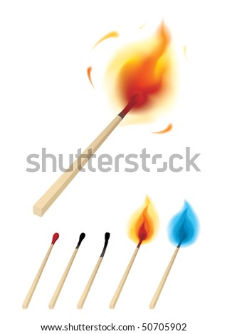 Set of matches