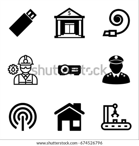 Digital 6 Wiring Diagram further Gateway furthermore 261217537513 furthermore Tone Control moreover Automation Industrial Engineering Management Icons Set 185354138. on electric meter security