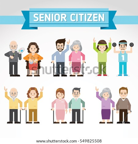 How old is a senior citizen