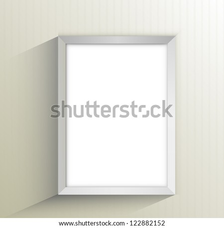 Set of photo frames vector 10