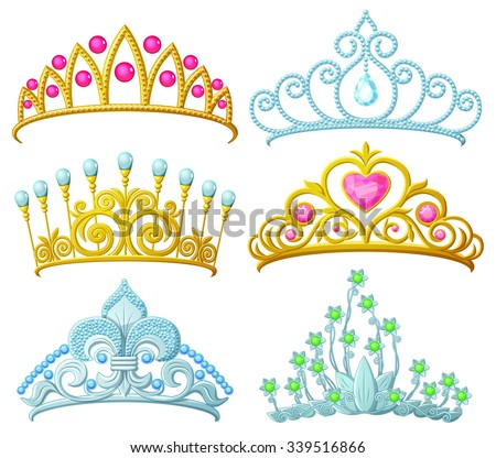 Tiara Stock Images, Royalty-Free Images & Vectors | Shutterstock