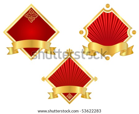 set of red backgrounds for food and drink industry. chocolate box,menu,labels for wine