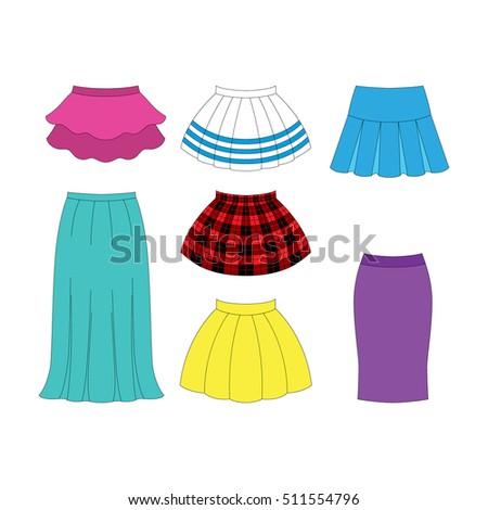animated tight skirts animated