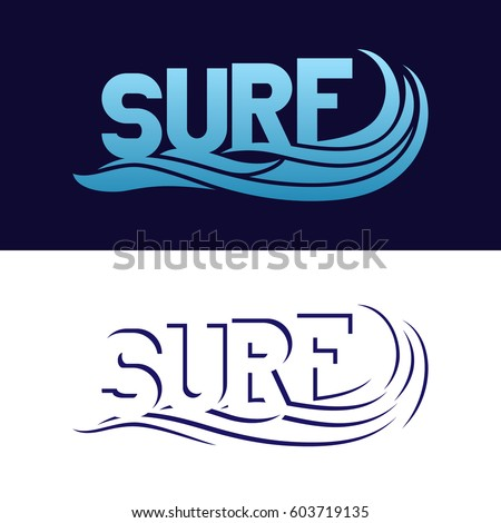 Set Of Surfing Typography Posters. T Shirt Fashion Design. Template For  Postcard,  Fashion Design Posters