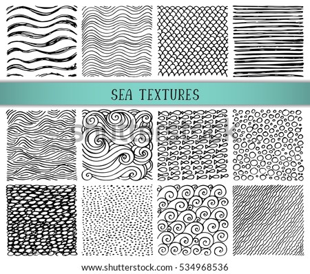 how to ink draw detail textures