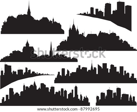 Church Silhouette Stock Images Royalty Free Images