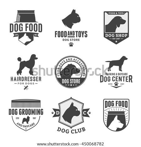 Dog Grooming Logos Free