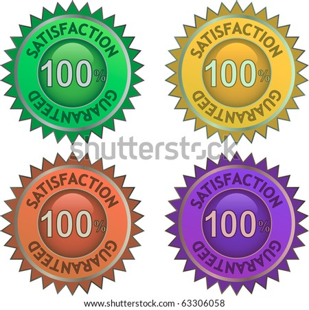 set of vector labels satisfaction guarantee