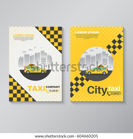 Set Vertical Banners Posters Customer Service Stock Vector 604660205