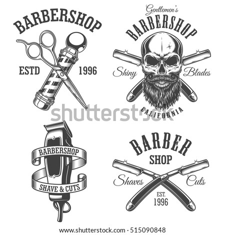 Wiring Diagram For A Barber Shop