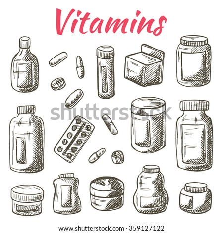 Pills drawing images galleries with a for How to draw a pill