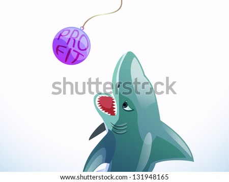 shark jump to bite profit ball