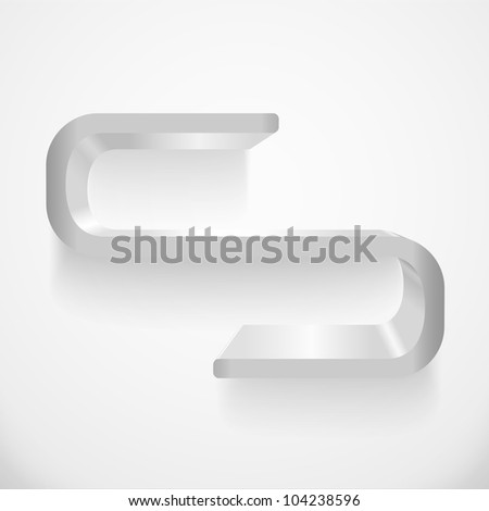 Shelf, vector eps10 illustration - stock vector