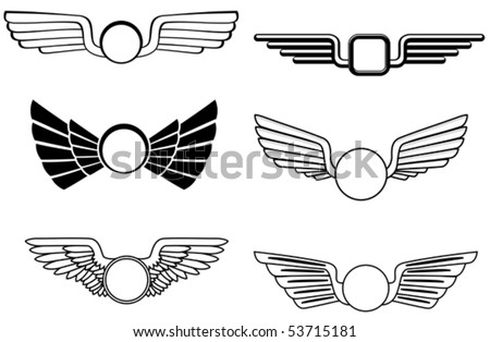 Baby Black Simple Small Outline Drawing White Cartoon 367196 besides Wings For Your Vintage Design Vector 350453 additionally 2012 11 01 archive furthermore Silhouette Cameo also Tatouage Style Cr C3 A2ne Cigare Punk Fumer Ailes 2884370. on motorcycle logos with wings
