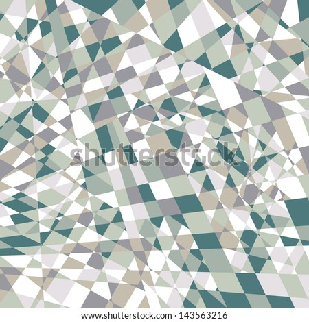 shimmering diamond faces abstract geometric background