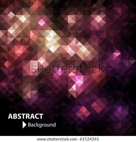 shiny background - stock vector