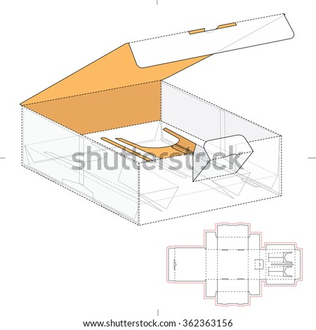 Enculescu marian vladut 39 s portfolio on shutterstock for Card box template generator