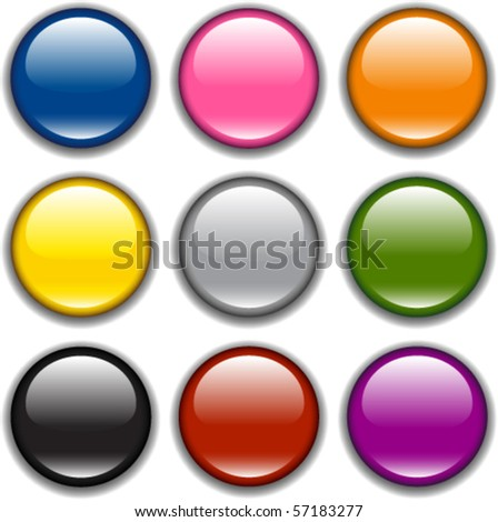 Shop button icon samples