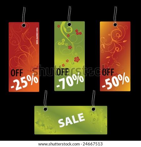 Shopping concept / vector - stock vector