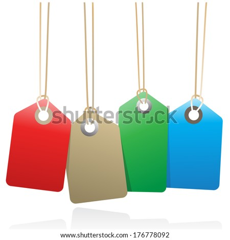 Shopping Tags