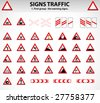 Signs Traffic Part One - stock photo