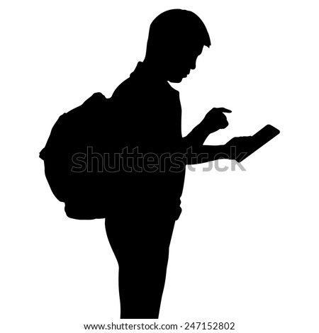 Student Silhouette | www.pixshark.com - Images Galleries ...