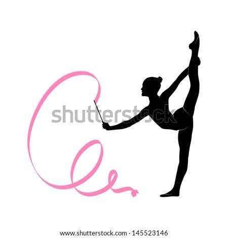 gymnastics beam clip art