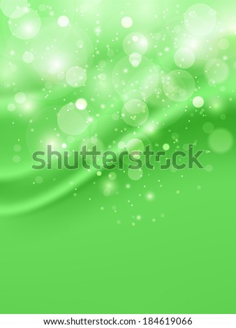 Silk curtain background