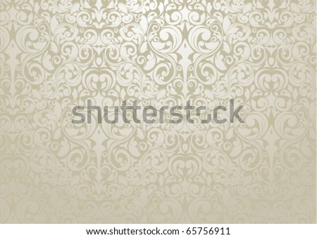 silver - wallpaper - stock vector