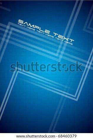 Simple abstract backdrop. Vector eps 10 - stock vector
