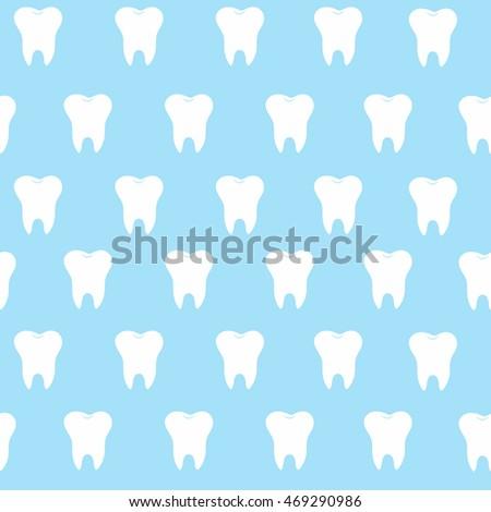 Medical dental office symbols care the oral cavity dental health
