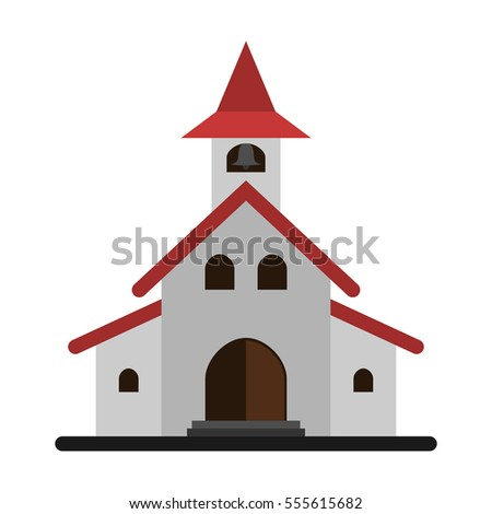 Stock photos royalty free images vectors shutterstock - The chapel cottage historic vestige in contemporary lines ...
