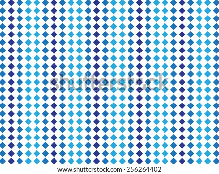 simple diamonds background - stock vector