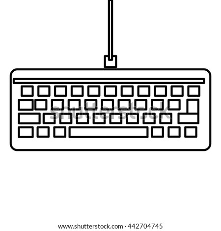 Simple keyboard