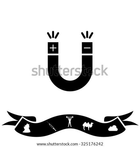 Magnetic Pickup Symbol Symbols Free Download