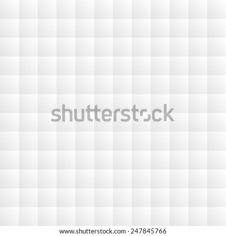 Simple square pattern, 2d illustration, vector, eps 8 - stock vector
