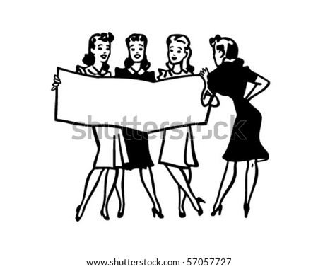 1950s Woman Stock Photos, Royalty-Free Images & Vectors - Shutterstock