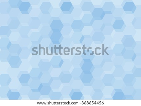 Six coving wave abstract vector backgrounds - stock vector