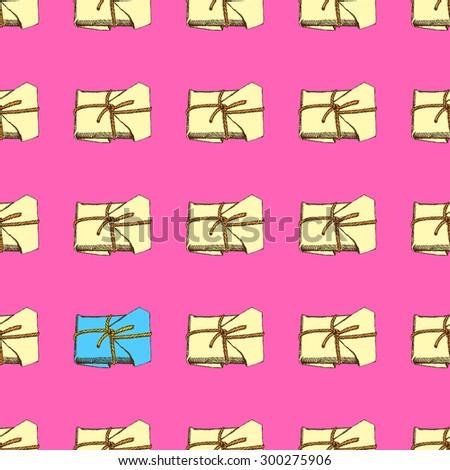 Mail Pouch Stock Vectors Vector Clip Art Shutterstock
