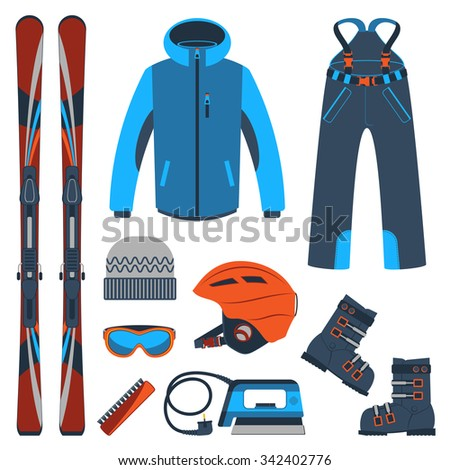 Skis Isolated Stock Photos, Royalty-Free Images & Vectors ...