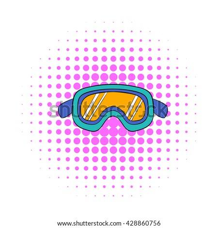 Ski goggles icon. Ski goggles icon art. Ski goggles icon web. Ski goggles icon new. Ski goggles icon www. Ski goggles icon app. Ski goggles icon big. Ski goggles icon ui. Ski goggles icon jpg - stock vector