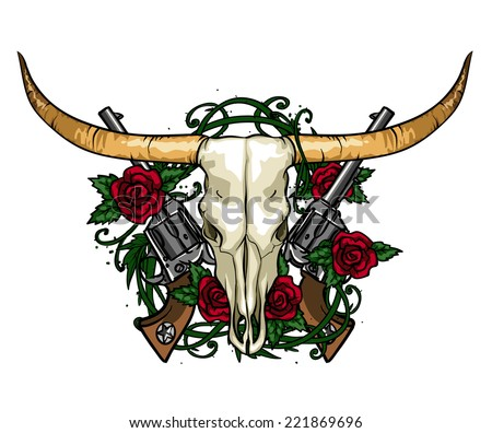 bull horn stock photos images amp pictures shutterstock