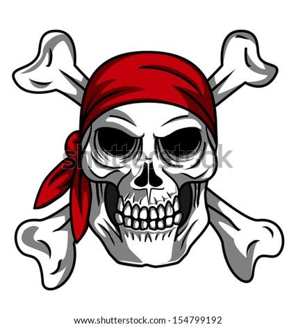 Pirates Logo Skull Pirates Logo Sk...