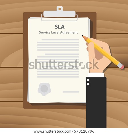 Service Level Agreement Stock Images RoyaltyFree Images